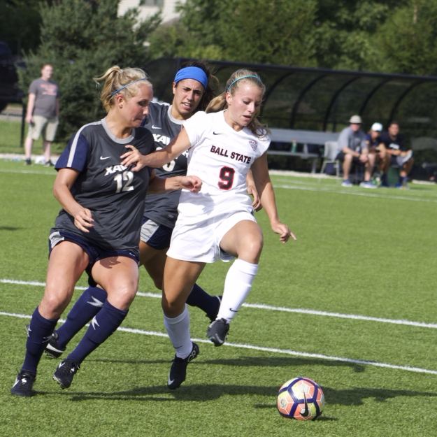 Soccer on track to defend Mid-American Conference title