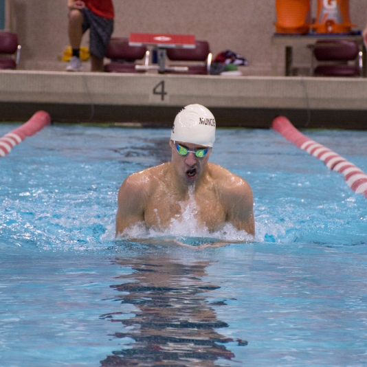 RECAP: Ball State men's swim and dive vs. Evansville