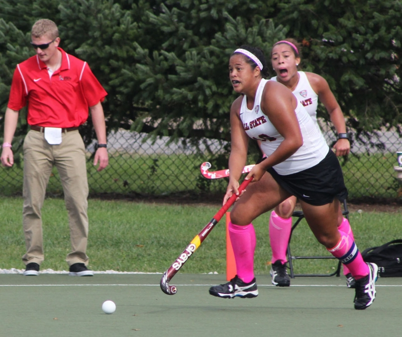 Two field hockey players win All-MAC honors
