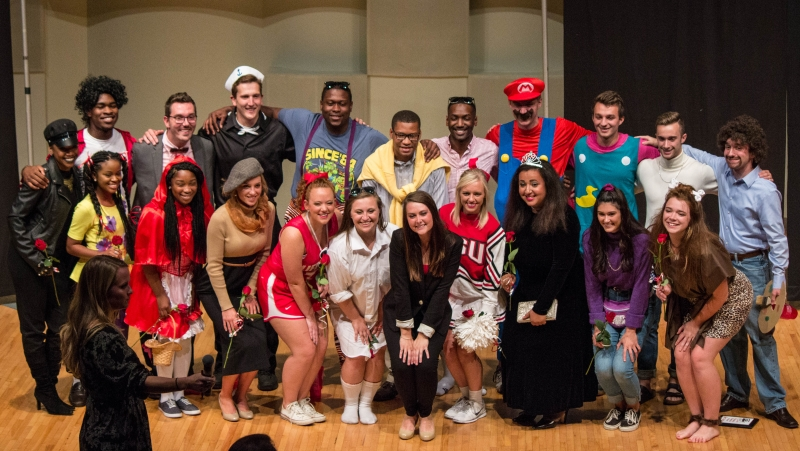 Meet the 2016 Homecoming Court