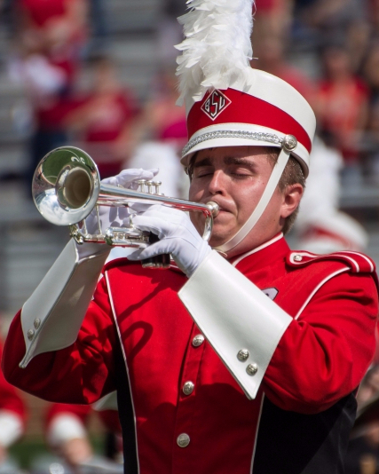 Marching band gets new instruments for members