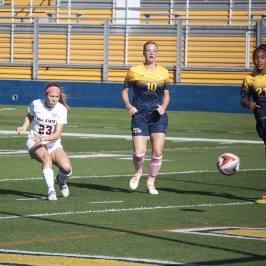 Ball State soccer beats Kent State in overtime, leads MAC