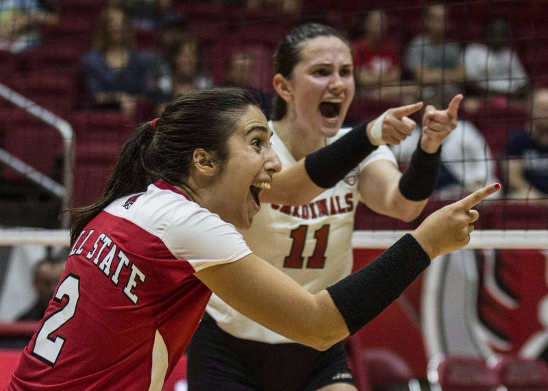 Local, family ties led Kate Avila to Ball State women's volleyball
