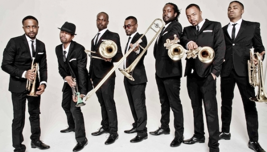 Touring jazz, hip-hop ensemble to perform at Pruis Hall