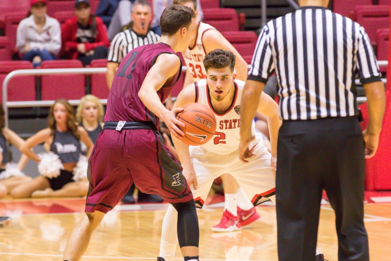 Ball State men's basketball tops UIndy 74-64 in preseason exhibition