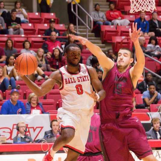 Ball State men's basketball set to host IUPUI