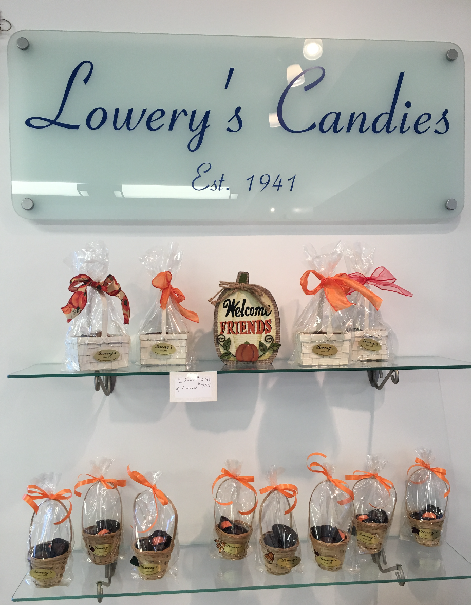 Lowery's Candies, which was started in 1941, sells over 100 varieties of hand-dipped chocolate items. Owners Vicki Brown and her son, Charles Joseph, are the second- and third-generation owners of the family-owned business. Michelle Kaufman // DN