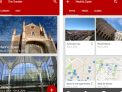 Ball State senior software engineer major Kyle Parker and partner Mark Caravello created the Traveler app to help aid students with their study abroad travels. The app saves photos, audio and sketches as the traveler goes along his or her trip. Google Play// Photo Courtesy
