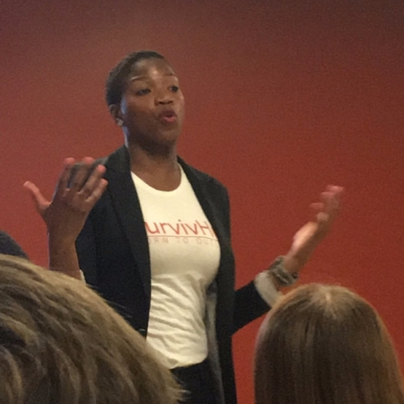 Students, alumna share experiences with mental health