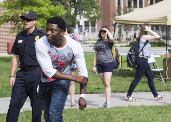 UPD works to enhance campus engagement, relationships through community policing