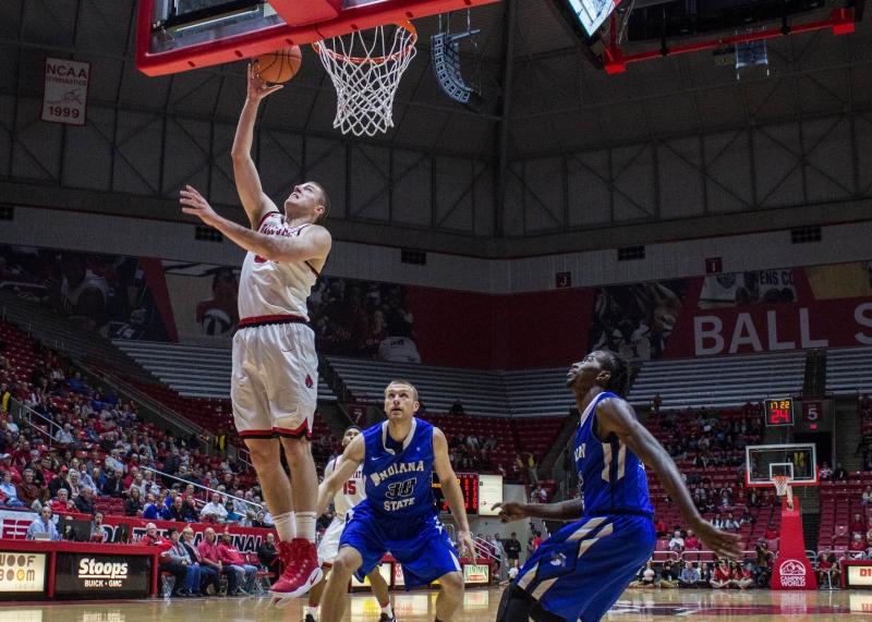 RECAP: Ball State men's basketball vs. Bradley