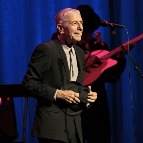 LETTER TO THE EDITOR: Record shop owner remembers Leonard Cohen