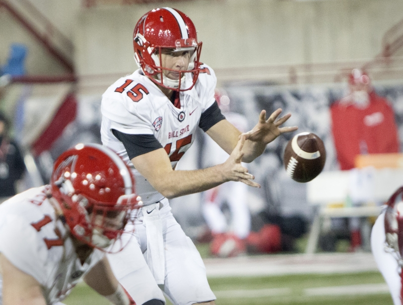 Ball State falls 21-20 in season finale at Miami