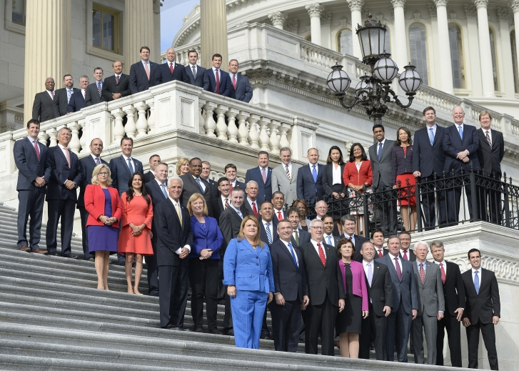 Representation of women in Congress still lacking