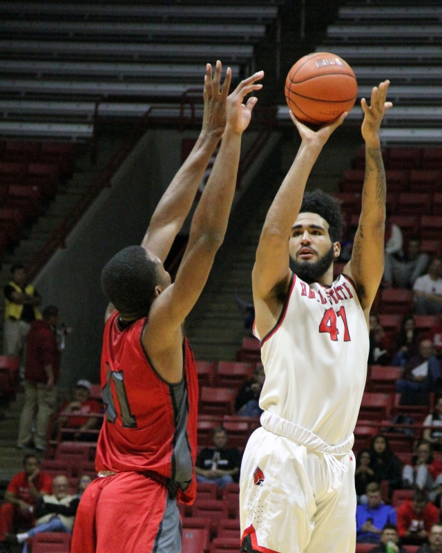 Ball State's Moses named 2017 Allstate NABC Good Works Team nominee
