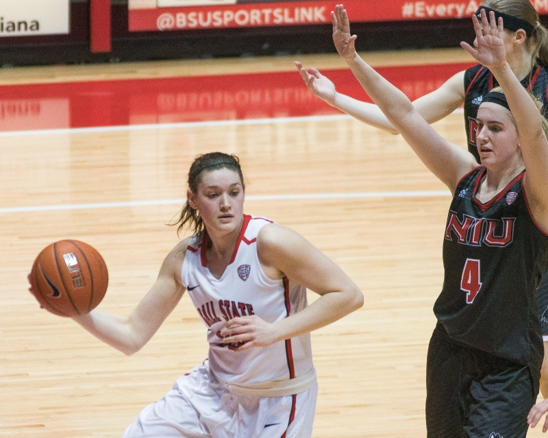 Toughness shines through in Ball State women's basketball win over Chicago State