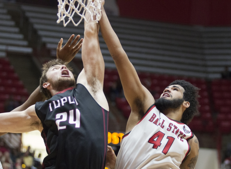 Ball State men's basketball Trey Moses eyes most improved player