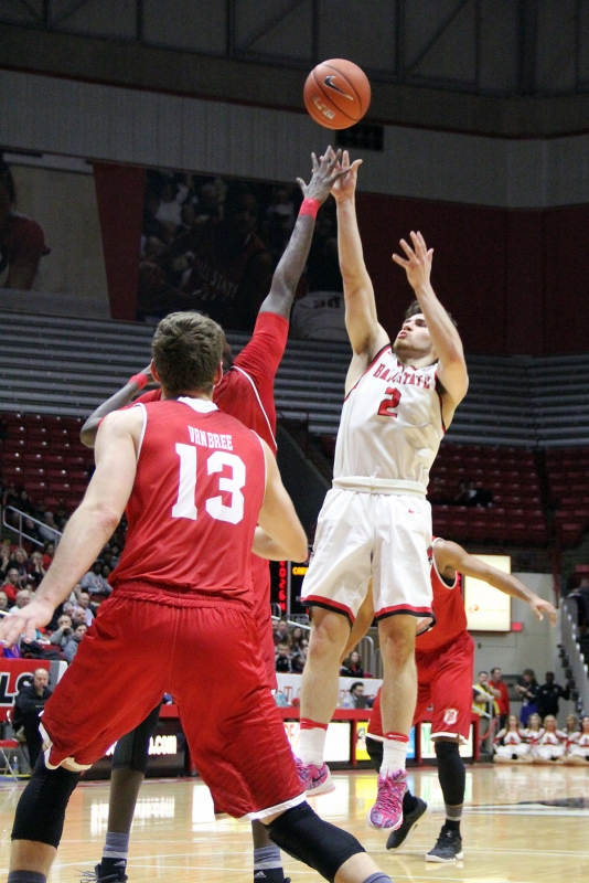 PREVIEW: Ball State men's basketball vs. Eastern Kentucky