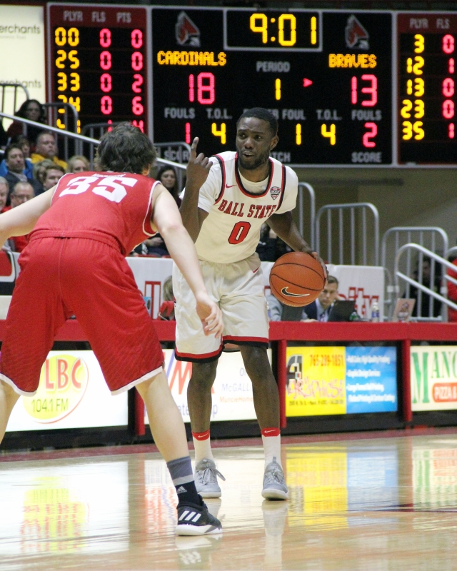 RECAP: Ball State men's basketball defeats Longwood