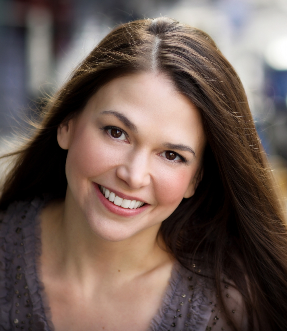 Students staff look forward to actress sutton foster 39 s for The sutton