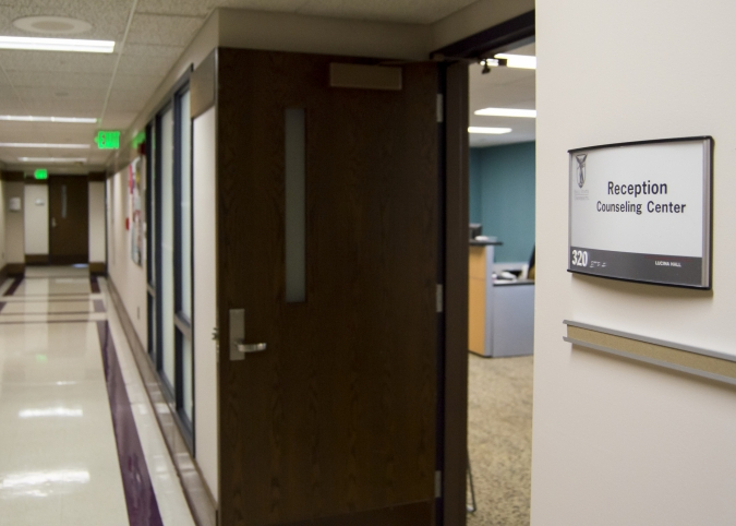 Counseling Center no longer taking new patients for remainder of semester