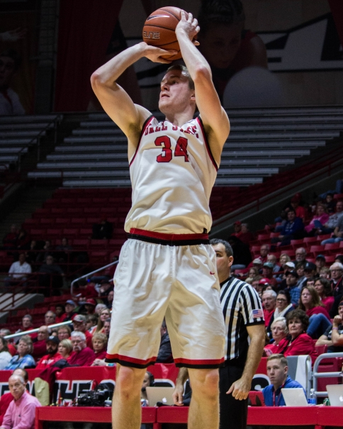 RECAP: Ball State men's basketball vs. Eastern Kentucky