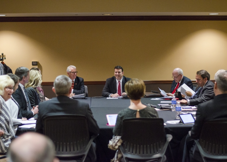 Board of Trustees to hold last meeting of calendar year