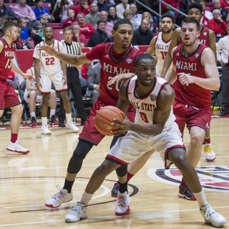 RECAP: Ball State men's basketball vs. Miami Redhawks