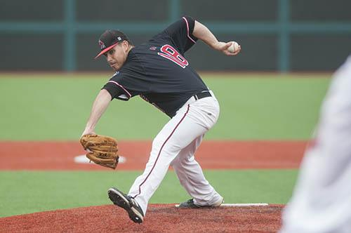 Ball State knocks off No. 11 Indiana 5-3