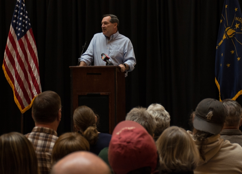 Sen. Joe Donnelly to hold town hall in Emens