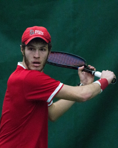 Ball State men's tennis wins home-opener after rough road trip