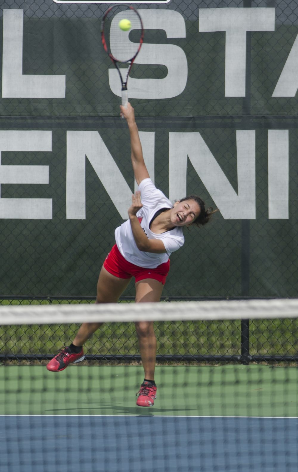 Ball State women's tennis experience highs, lows over weekend