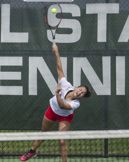 RECAP: Ball State women's tennis vs. Akron