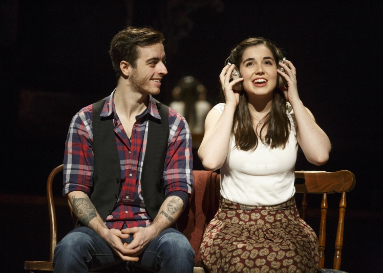 Touring Broadway musical 'Once' comes to Emens
