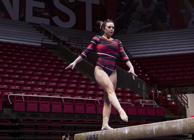PREVIEW: Ball State Gymnastics vs. No. 6 Kentucky