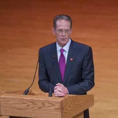What will be expected from Ball State's new president?