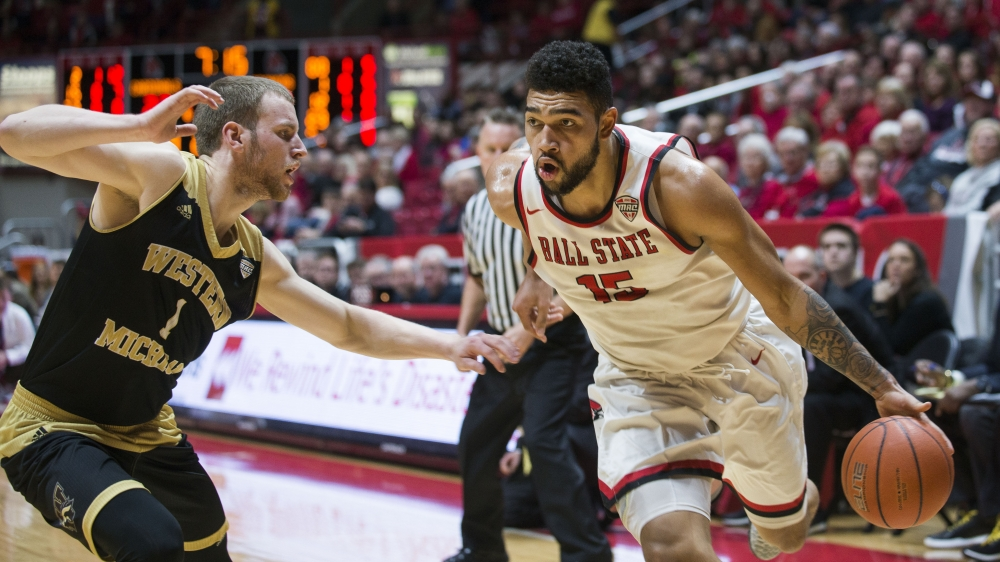 RECAP: Ball State men's basketball vs. Toledo