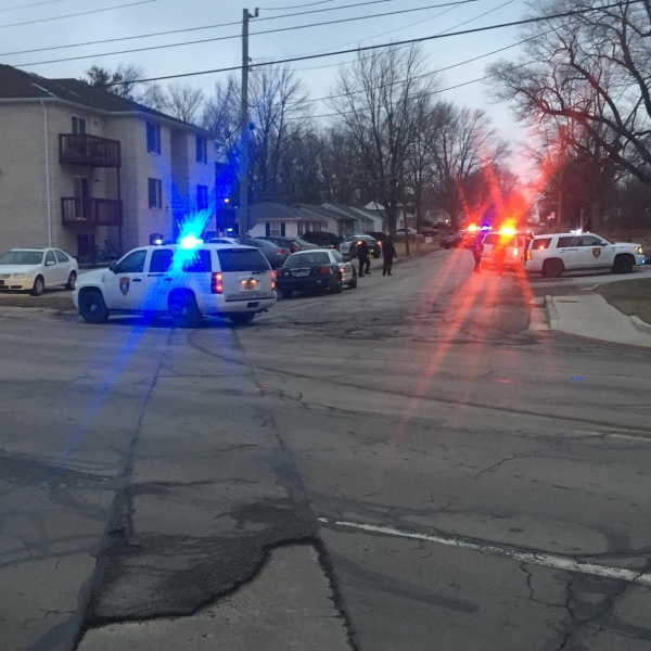 University reports shots fired on West Bethel Avenue