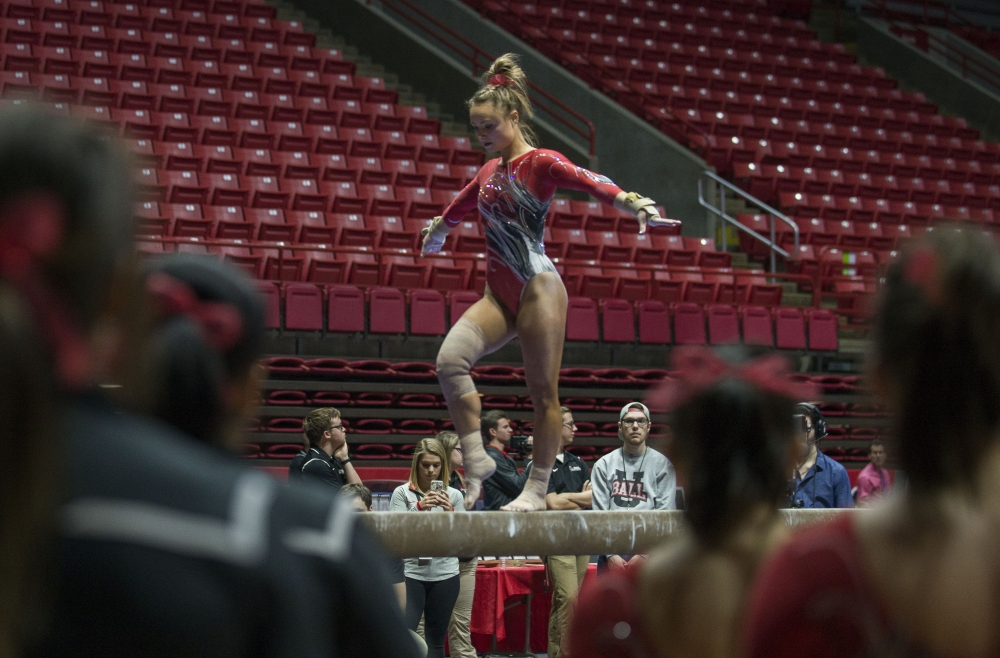 PREVIEW: Ball State gymnastics vs. Eastern Michigan