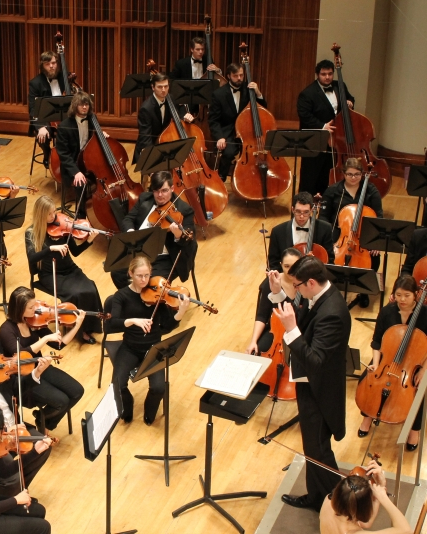 Symphony Orchestra to collaborate with competition winners in first concert