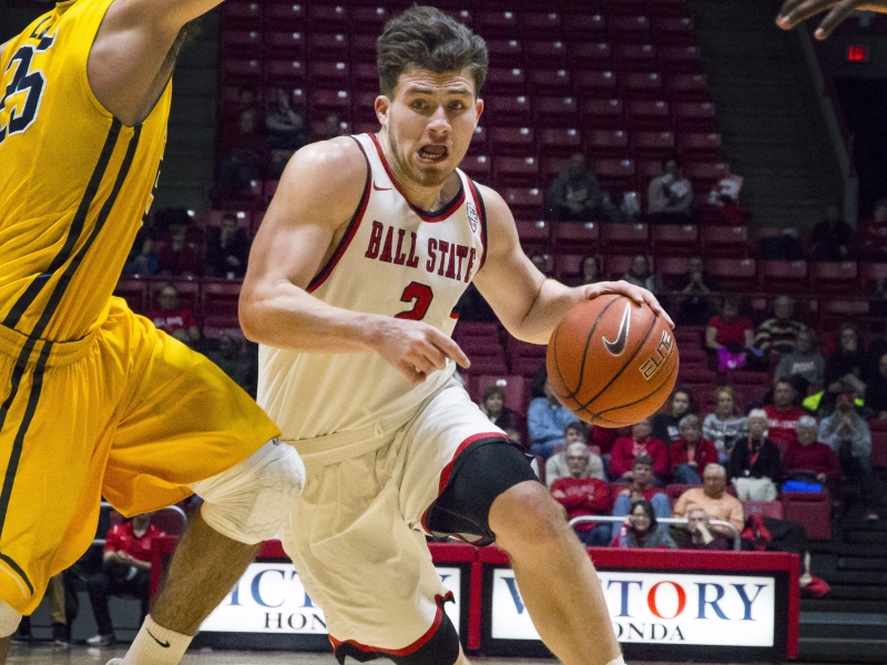 PREVIEW: Ball State men's basketball vs. Buffalo