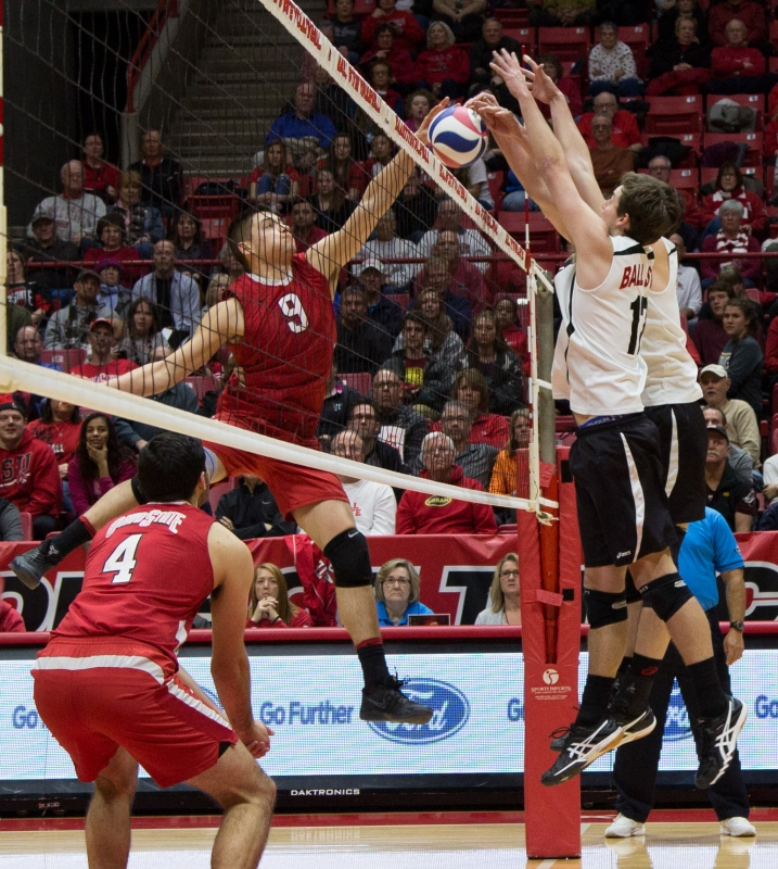 PREVIEW: No. 11 Ball State men's volleyball vs. No. 2 Ohio State in MIVA semifinals