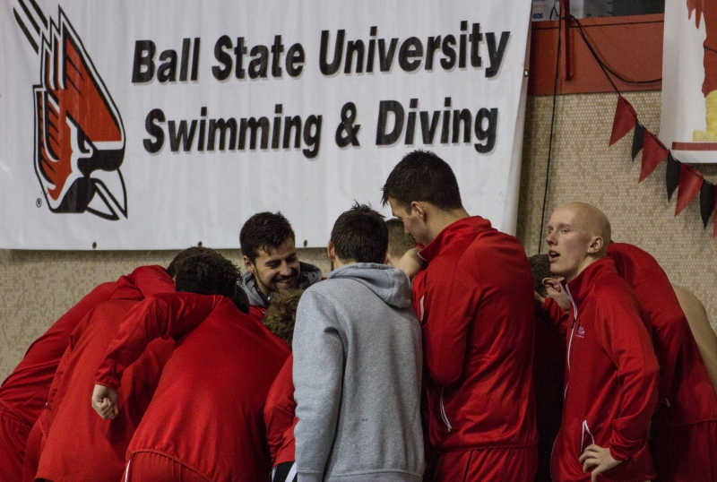 PREVIEW: MAC men's swimming and diving championships