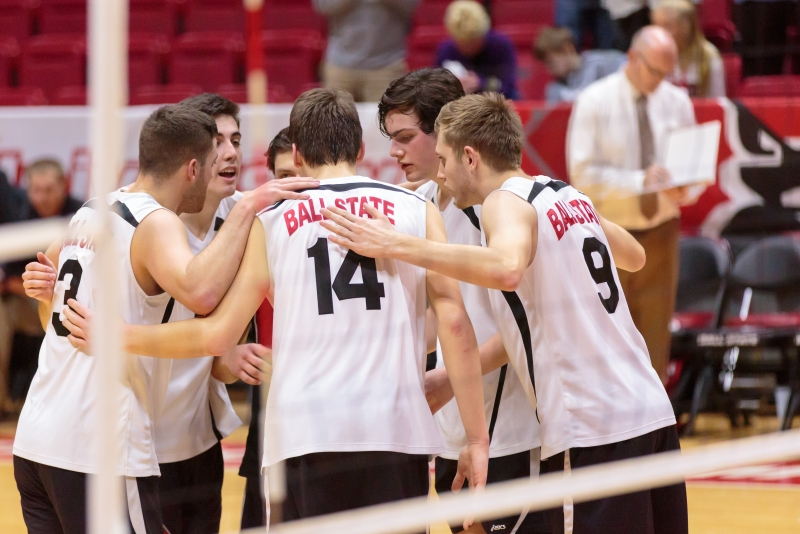 Looking Forward: Ball State men's volleyball looks to build on competition, experience from season