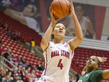 PREVIEW: Contrasting styles to be displayed when Ball State women's basketball takes on Ohio