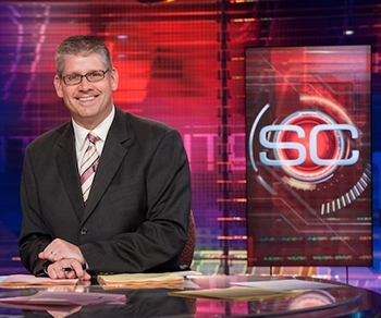 ESPN anchor John Anderson reschedules Ball State visit