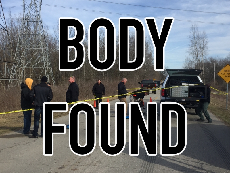 BODY FOUND: Body found south of Muncie