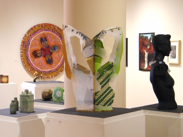 The 82 Annual Art Show will display pieces of artwork by students throughout campus from Feb. 24 to March 15. The show will give students and faculty the chance to view artwork done by students in the past year.JusticeAmick // DN