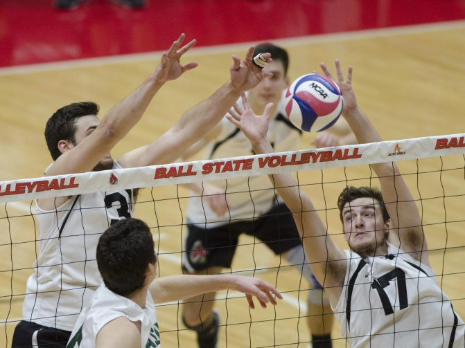 Consistent Culture: Ball State men's volleyball attracts fans, recruits