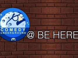 Comedy Underground's Chuckles for Charity will be held at Be Here Now in the Village from 9-11 p.m. on Feb. 22. All proceeds from the event will be donated to Muncie OUTreach, a non-governmental organization helping LGBTQ youth find support and resources. Comedy Underground Facebook // Photo Courtesy